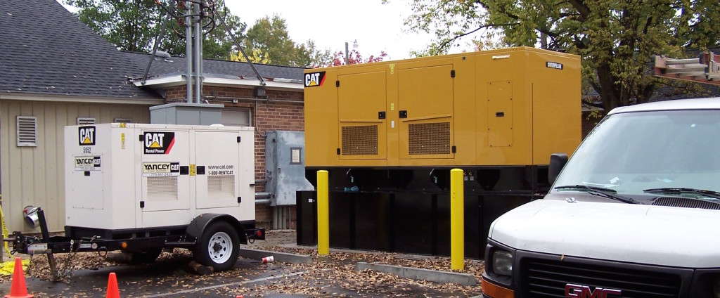 Portable diesel generators, how to reduce the noise in your